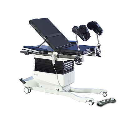 Biodex 810 Brachytherapy C-Arm Table