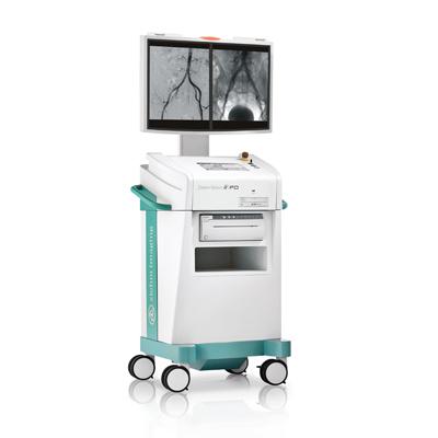 Ziehm Vision RDF C-Arm Monitor Cart