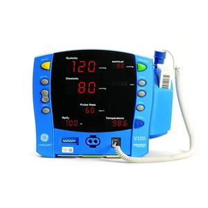 GE Dinamap Carescape V100 Vitals Monitor