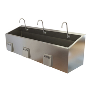 Mac Medial ES76 Surgical Scrub Sink