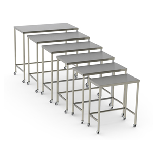 Mac Medical Nested Tables