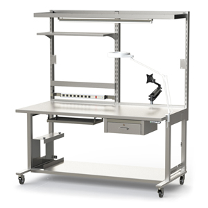 Mac Medical Prep & Pack Workstation