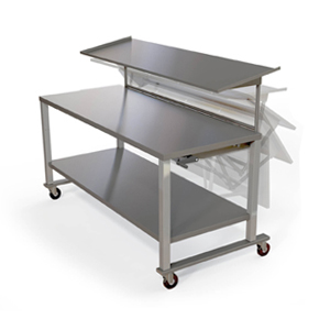 Mac Medical Space Saver Tables