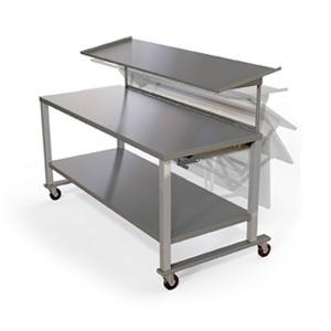 Mac Medical Space Saver Tables